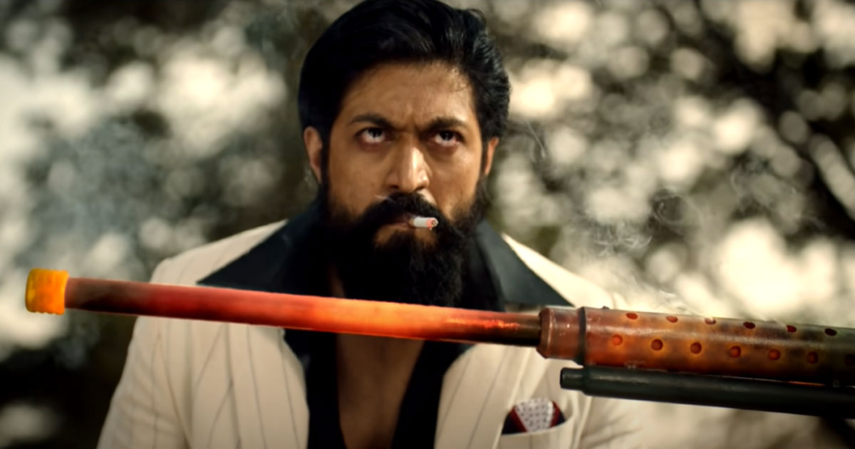 KGF Chapter 2: Yash Might Not Get A Dubbing Artist For The Sequel To Do His Hindi Lines