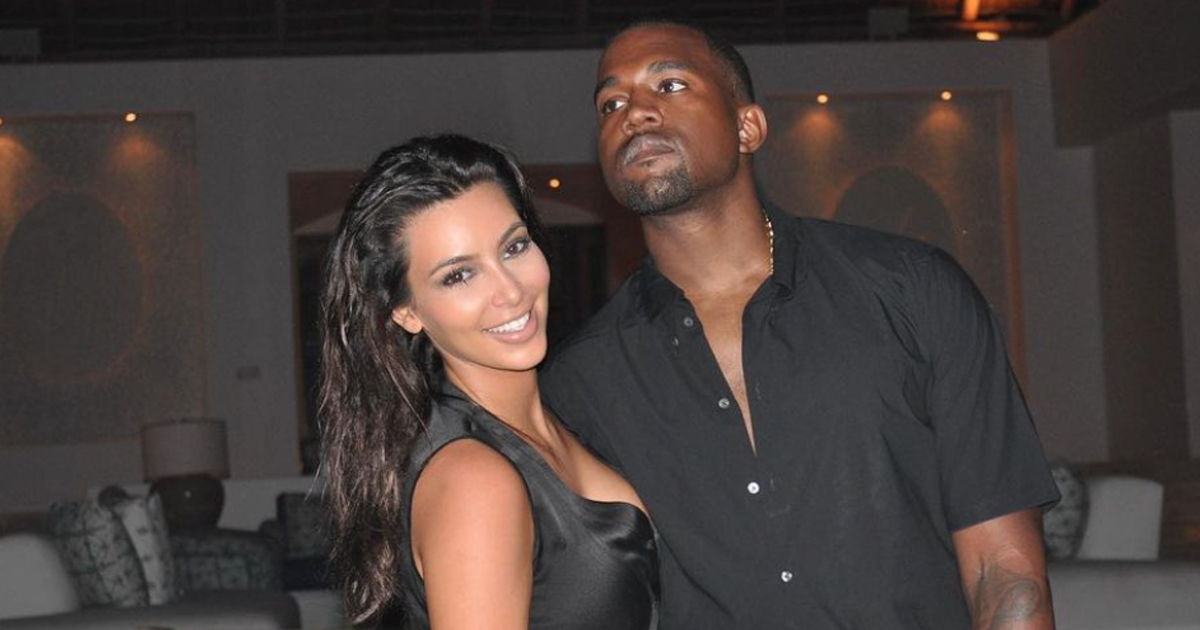 Kim Kardashian & Kanye West Are Communicating Very Little As They Continue To Live Separate Lives