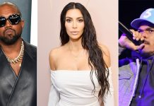 Kim Kardashian Shares Cryptic 'Messy' Post After Kanye West & Chance The Rapper's Fight Video Leaks