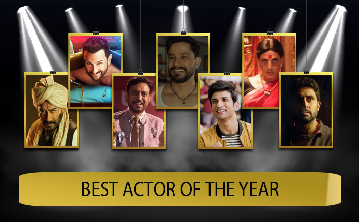 Koimoi Audience Poll 2020: From Ajay Devgn In Tanhaji To Sushant Singh Rajput In Dil Bechara - Vote For The Best Actor!