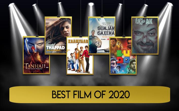 Koimoi Audience Poll 2020: From Ajay Devgn, Saif Ali Khan's Tanhaji To Anurag Basu's Ludo
