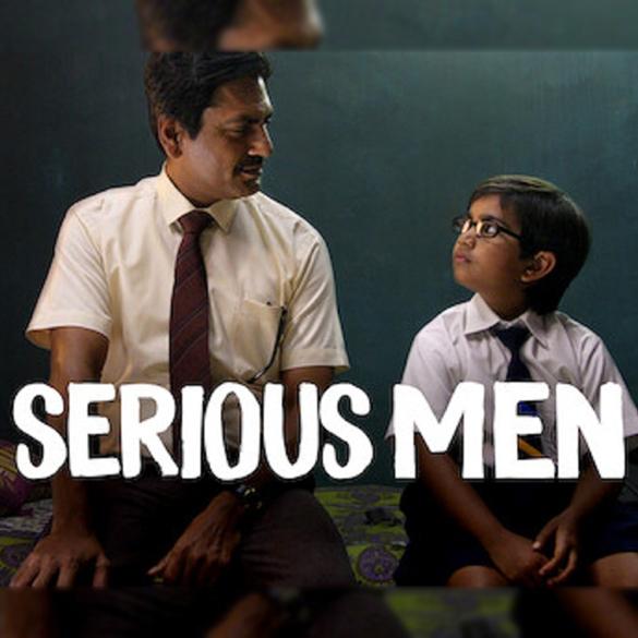 Serious Men Poster