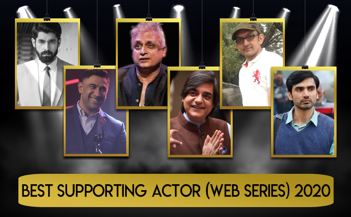 Koimoi Audience Poll 2020: Best Supporting Actor (Web Series)