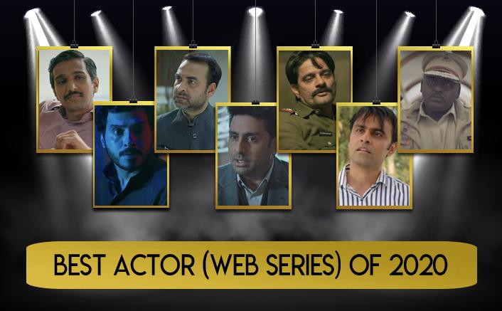Koimoi Audience Poll 2020: Vote For Best Actor (Web Series) - Pratik Gandhi (Scam 1992) , Pankaj Tripathi ( Mirzapur 2) & Others