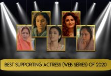 Koimoi Audience Poll 2020: Vote For The Best Supporting Actress (Web Series)