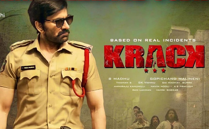 Krack Box Office Day 4: Ravi Teja & Shruti Haasan Starrer Continues To Remain Steady Despite The Odds