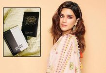 Kriti Sanon: Never been a new year resolution person