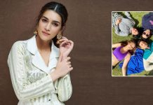 Kriti Sanon's sunbathing gives major holiday vibes