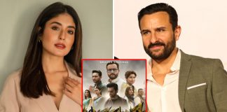 "Kritika Kamra Exclusive On Working With Saif Ali Khan In Tandav: ""He Is The Coolest Ever, Very Funny"""