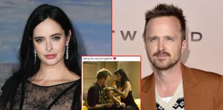 Krysten Ritter & Aaron Paul From Breaking Bad Just Had A Hilarious Yet Sweet Meme Exchange