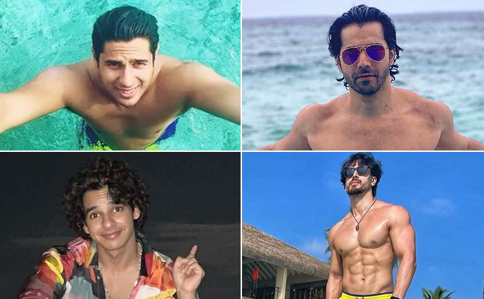 Maldives Fashion Game Of Bollywood Actors From Varun Dhawan To Tiger Shroff Will Make You Drool