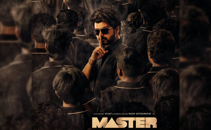 The Advance Booking Trends Of Master Are Fantastic In South India