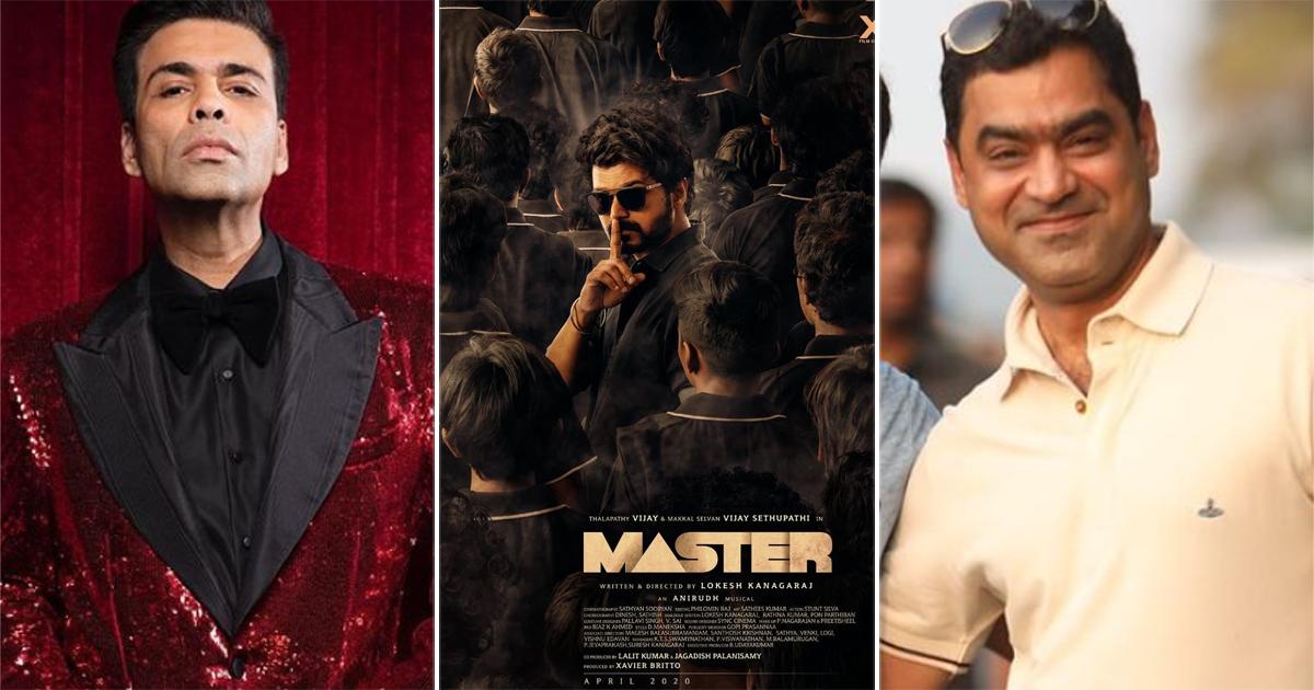 Murad Khetani & Karan Johar Were In Race For Master Remake Rights?
