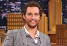 Matthew McConaughey's Dad Passed Away While Making Love To His Mother