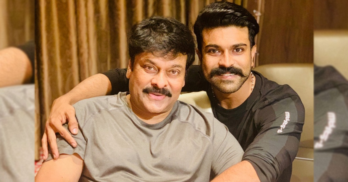 """Ram Charan Opens Up On Sharing Screen Space With Father Chiranjeevi In Acharya: """"It Will Be An Absolute Honour For Me"""""""