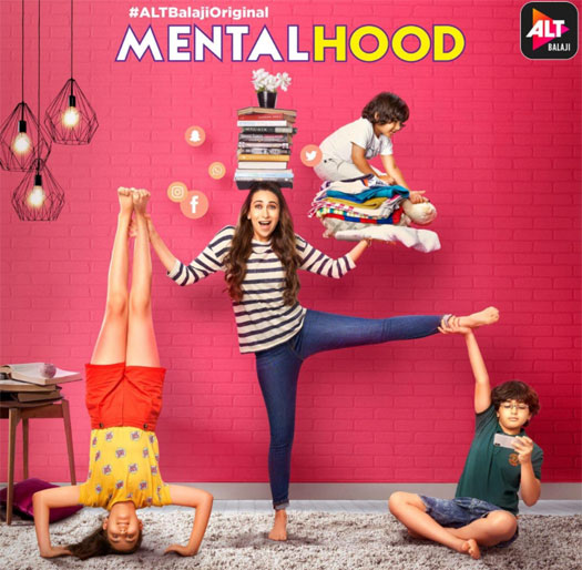 Mentalhood Poster