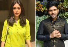 Mrunal Thakur goes ultra-glam in Guru Randhawa's new video