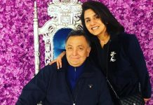 Neetu Kapoor remembers Rishi Kapoor on wedding anniversary