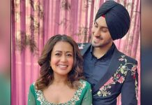 Neha Kakkar Share First Pictures Of Lohri With Husband Rohanpreet Singh, Check Out