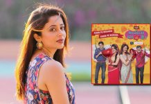 Nehha Pendse begins shooting as Anita Bhabhi in 'Bhabiji Ghar Par Hai'