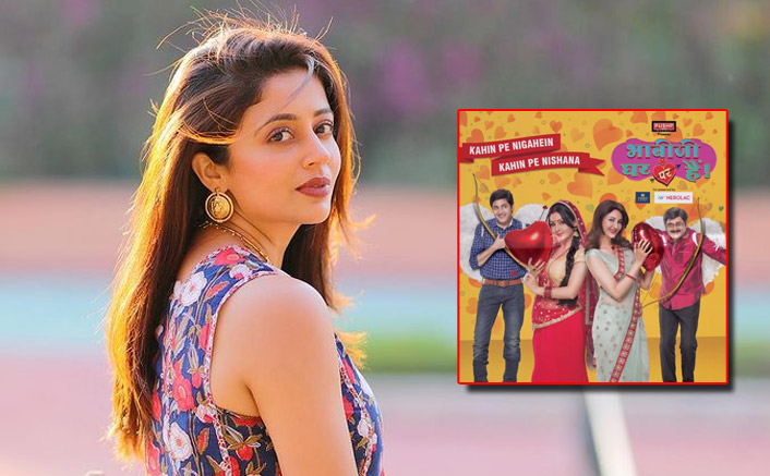 Nehha Pendse Begins The Work On Bhabiji Ghar Par Hain