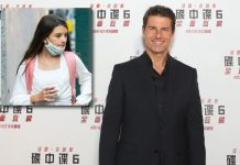 "Is Tom Cruise Shorter Than His Daughter Suri Cruise? Twitter User Says, ""Probably Why Tom & His Ego Don't Go Near Suri"""