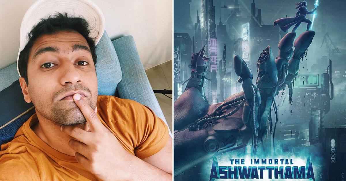New & Exciting Details About Vicky Kaushal's The Immortal Ashwatthama Are Out