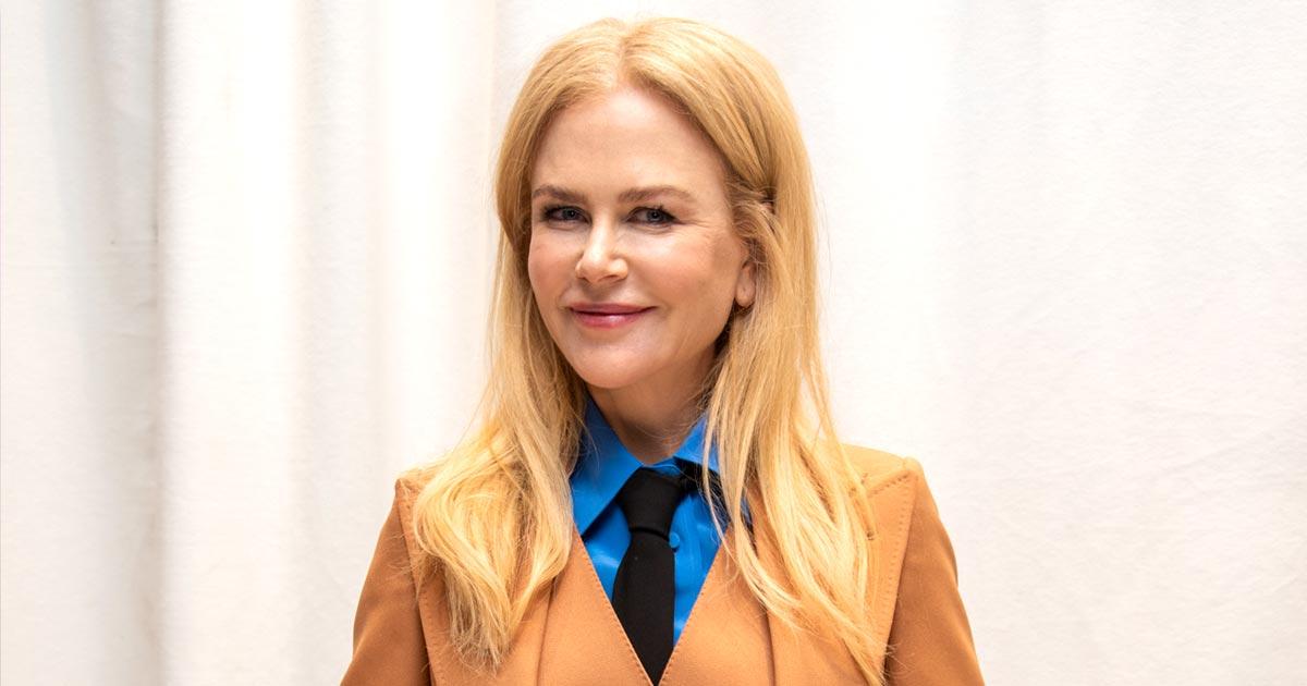 Nicole Kidman Shares Her Working Desires