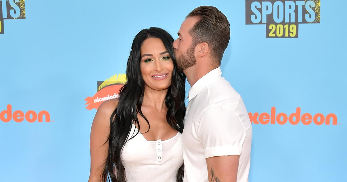 Nikki Bella Announces Wedding Date With Artem Chingvintsev