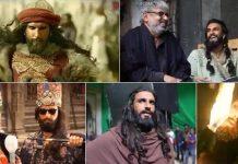 Padmaavat turns 3: Ranveer Singh looks back at tryst with dark side