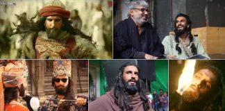 Padmaavat turns 3: Ranveer Singh looks back at tryst with dark side