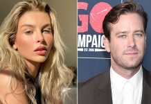 Paige Lorenze Reveals Ex Armie Hammer Wanted To Eat Her Rib; Says His Family Feared He Was Being Taken By The Devil!