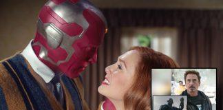 Paul Bettany says his superhero avatar Vision is part Ultron, part Tony Stark