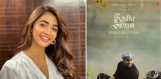 Pooja Hegde wraps up 'Radhe Shyam' schedule