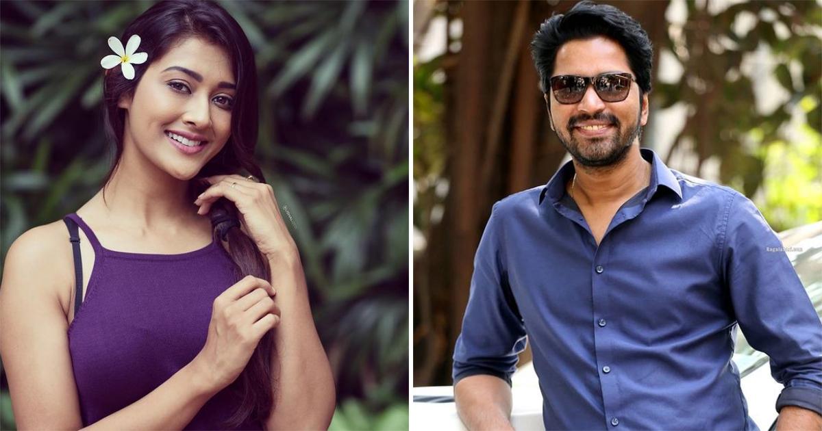 Pooja Jhaveri can't stop gushing about Telugu star Allari Naresh