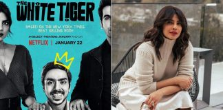 Priyanka Chopra Ecstatic After The White Tiger Reaches Top Spot On Netflix Worldwide