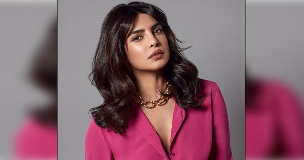 Priyanka Chopra Jonas Launches Haircare Line Anomaly