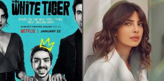 Priyanka thanks fans for 'opening weekend' support to 'The White Tiger'