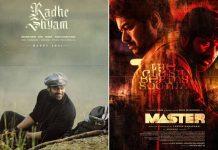 Radheshyam VS Master, Vijay & Vijay Sethupathi VS Prabhas: Which Poster Did You Like Better?