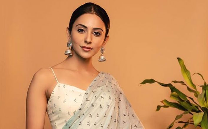 Rakul Preet resumes shoot of 'MayDay', says she's happiest at work