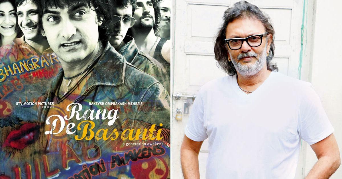 Rang De Basanti Turns 15, Rakeysh Omprakash Mehra Is Nostalgic