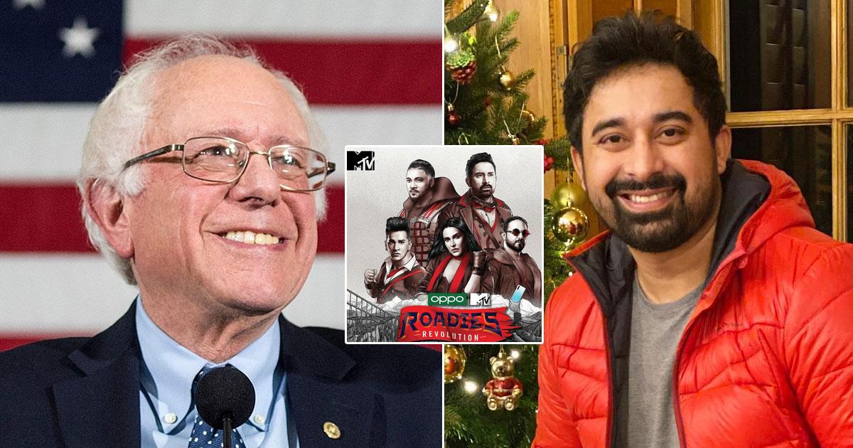 Rannvijay Singha Shares Roadies Edition Of The Bernie Memes!