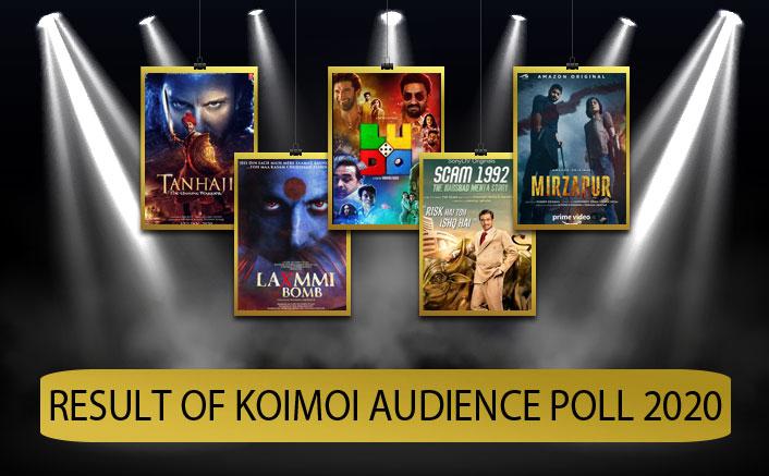 Koimoi Audience Poll 2020