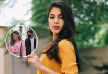 Rhea Chakraborty Spotted In A Rare Outing, Asks Media 'To Not Follow Her' – Watch