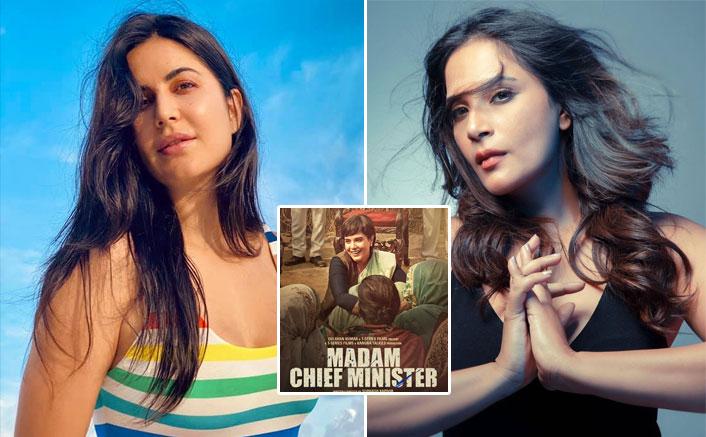 Richa Chadha Beats Katrina Kaif To Star In Madam Chief Minister? Read On