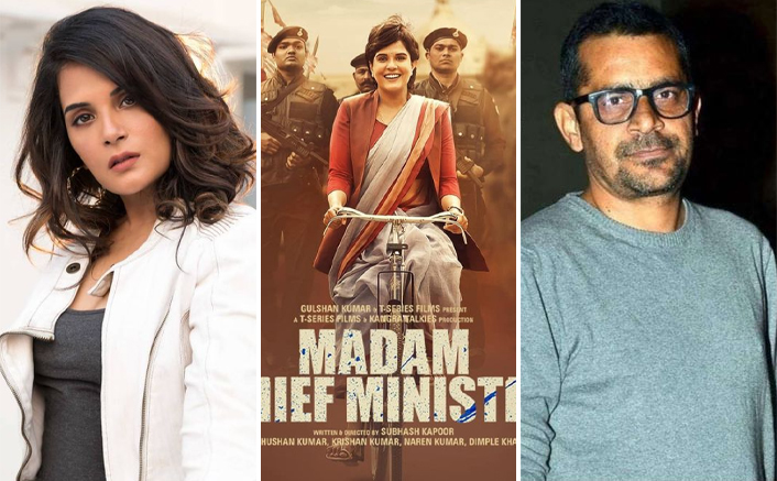 Richa Chadha On Why She's Worked With #MeToo Accused Subash Kapoor In Madam Chief Minister