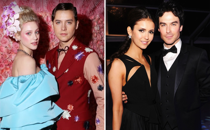 Riverdale's Lili Reinhart & Cole Sprouse To TVD's Nina Dobrev & Ian Somerhalder – 5 TV Couples Continued Romancing On Screen After Breaking Up