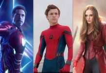Robert Downey Jr's Iron Man & Elizabeth Olsen's Scarlet Witch To Join Spider-Man 3?