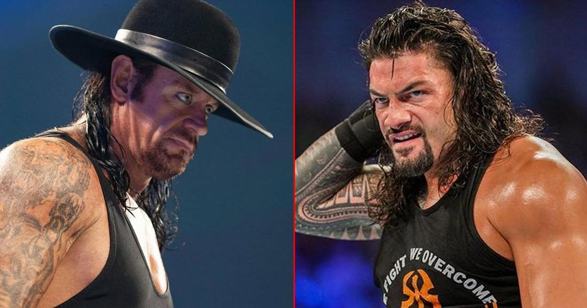 """Roman Reigns Reacts To Undertaker's Claims Of Wrestler Today Being Soft; Says """"I Think We're A Lot More Physical"""""""