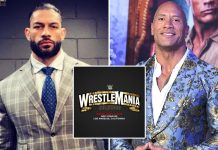 Roman Reigns Wants To Face Dwayne Johnson AKA The Rock At Wrestlemania 39